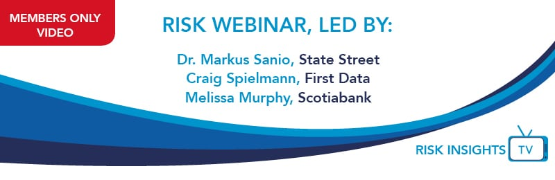 webinar led by State Street, First Data, Scotiabank